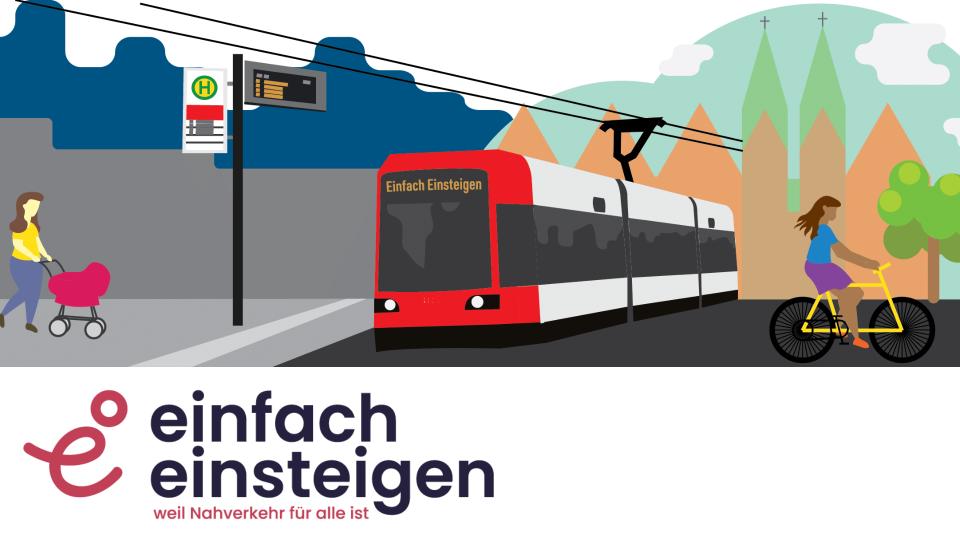 """Bild zu """"Einfach Einsteigen"""" - umlagenfinanzierter Nahverkehr, eine Alternative auch für Oldenburg? Vortrag im Schlauen Haus"""