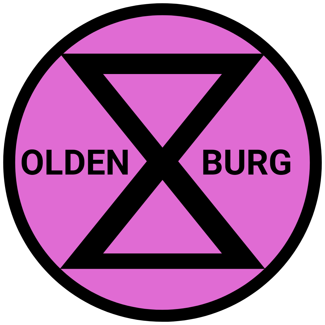 Bild zu Extiction Rebellion Oldenburg